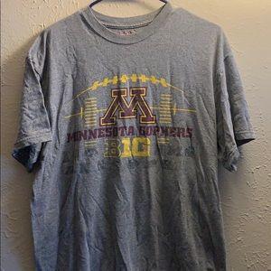 Minnesota Gophers shirt